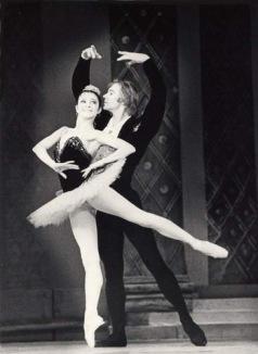 "Ekaterina Maksimova şi Vladimir Vasiliev, ""Don Quijote"""