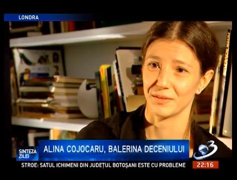 Alina Cojocaru la Sinteza zilei