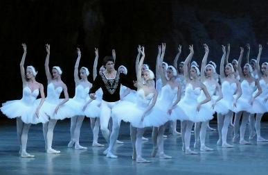 Lacul lebedelor, Teatrul Mariinsky