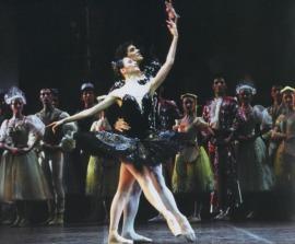 Svetlana Zaharova si Roberto Bolle