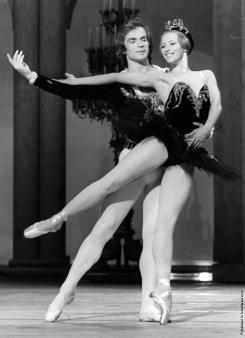 Natalia Makarova si Rudolf Nureev