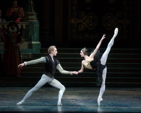 Polina Semionova si David Hallberg