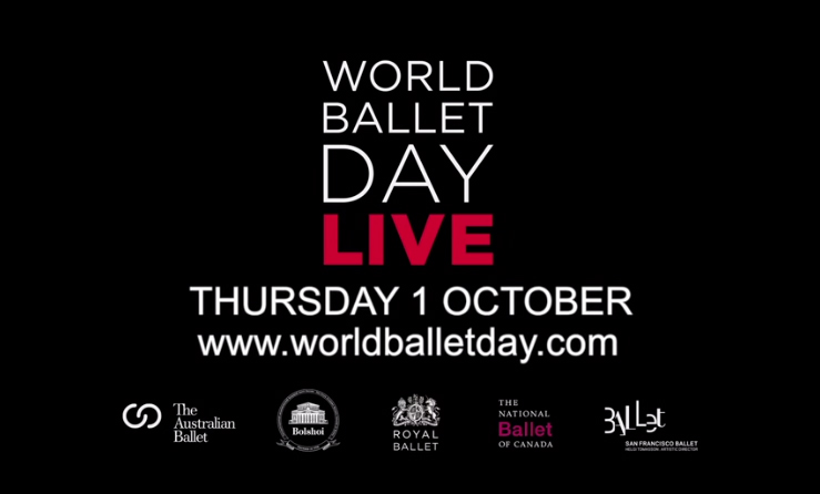 World Ballet Day 2015